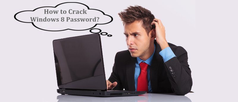 how to crack laptop password windows vista